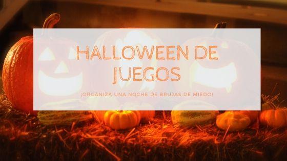Halloween de juegos