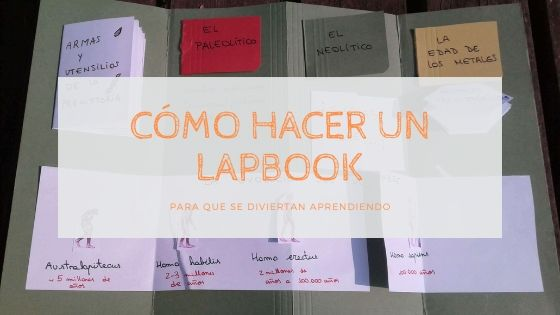 cómo hacer un lapbook